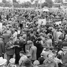 Bookmakers at Oakbank