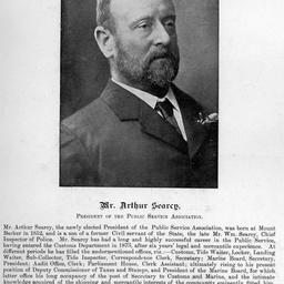 Portrait of Arthur Searcy