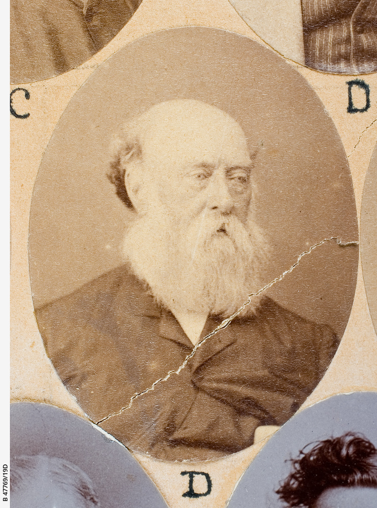 The Old Colonists Banquet Group : Thomas Plummer Addison