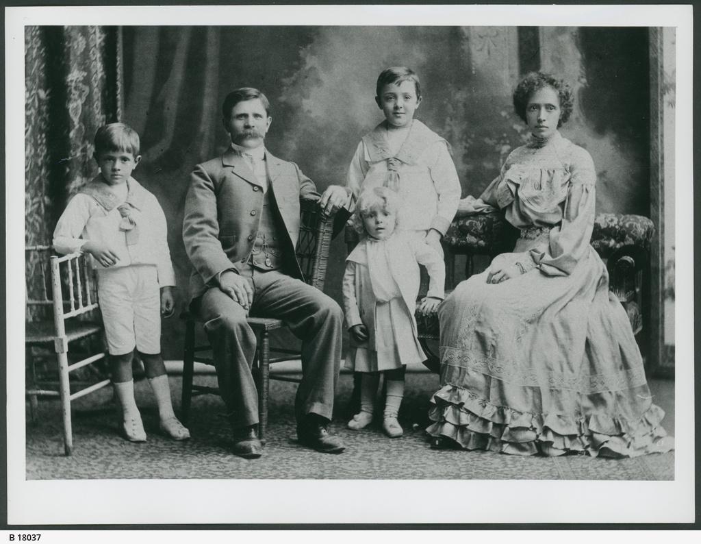 Heidenreich Family
