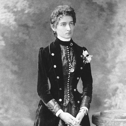 Annie Lewers, wife of Edmund Bowman