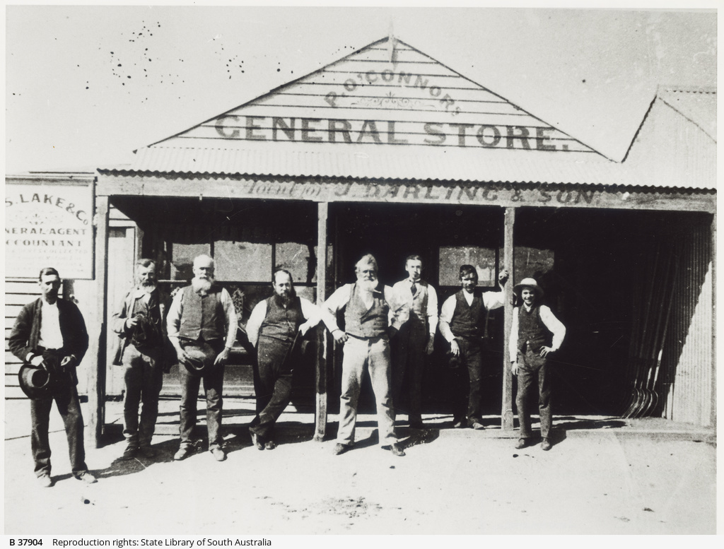 General Store, Hawker