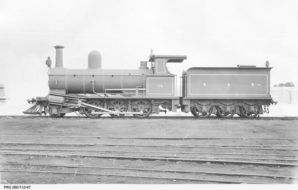South Australian Railways locomotive