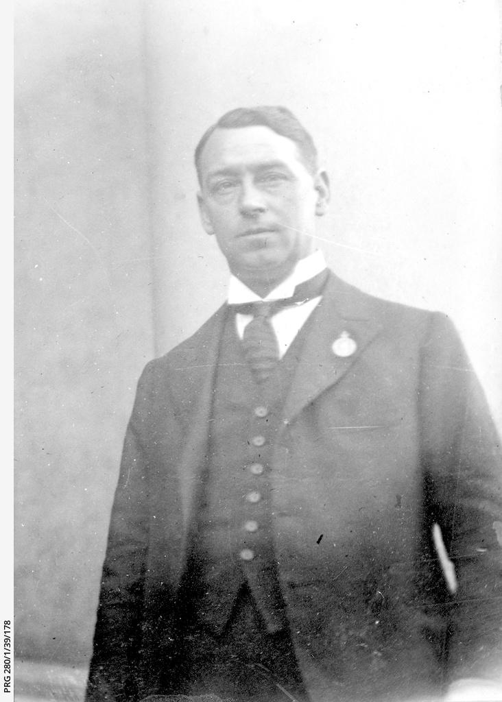 Herbert Hudd, politician