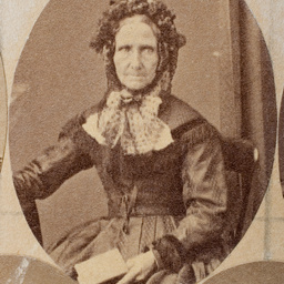 Group of [women] Old Colonists : Christina Smith
