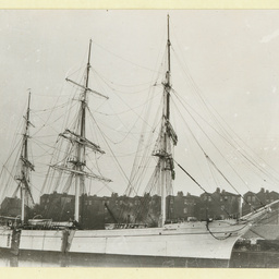 The 'Sierra Cordova' in an unidentified port