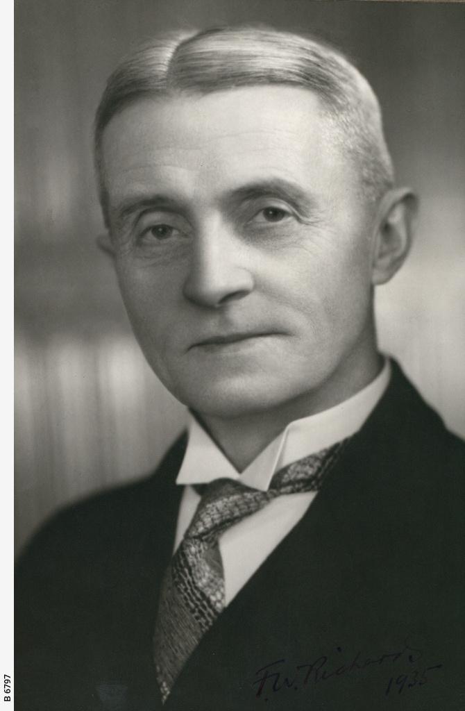Frederick William Richards