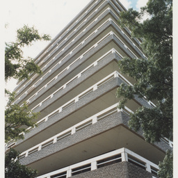 Photographs of buildings, building sites, reserves etc
