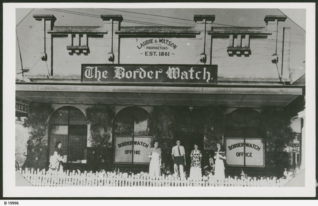 """Border Watch"" Office"