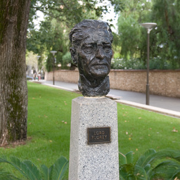 Bust of Lord Florey