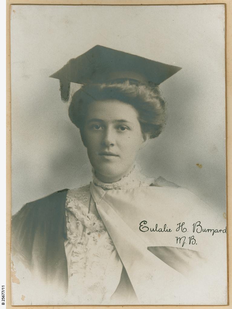 Eulalia H. Burnard