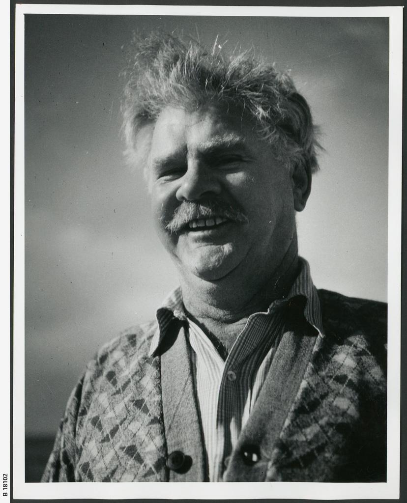 Edmund Albert (Ted) Colson