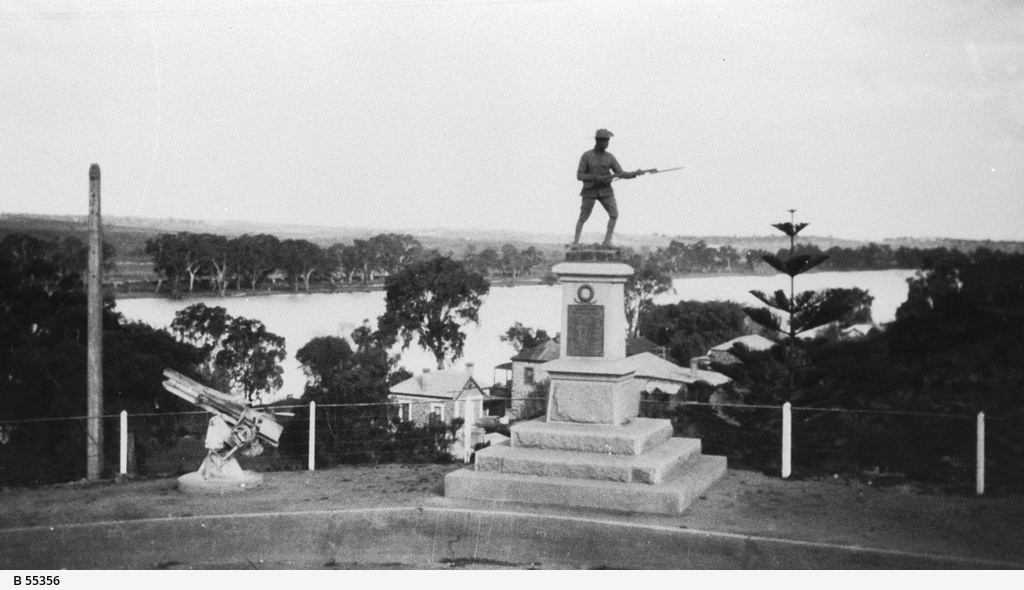 War memorial in Mannum