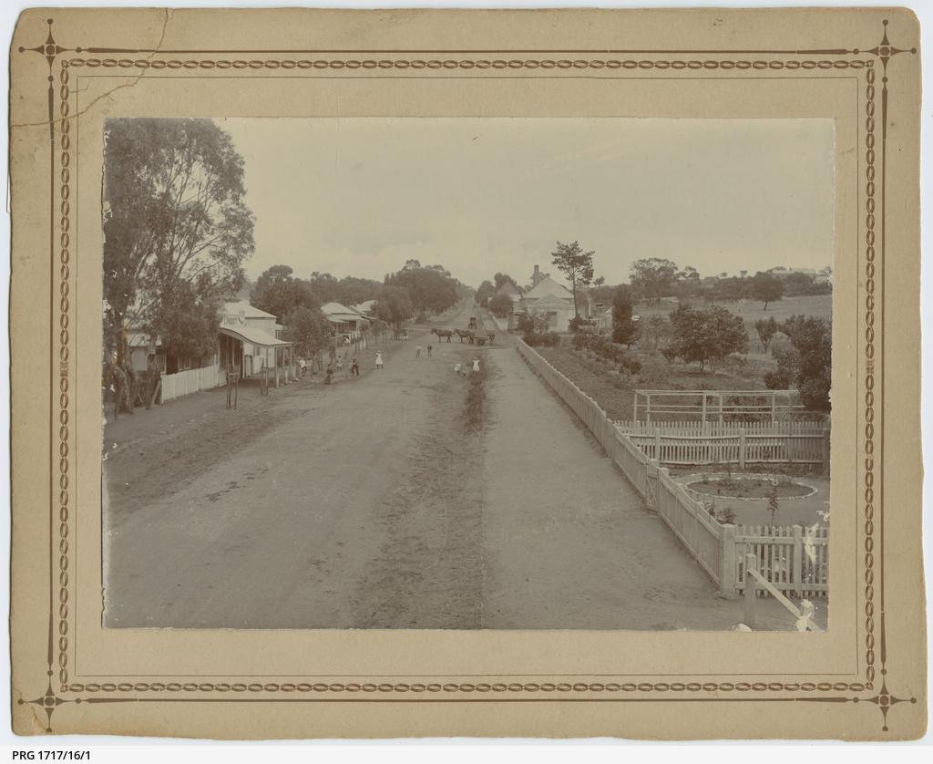 Main street, Lyndoch
