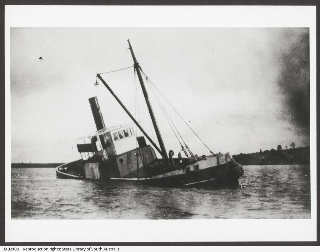 Yulta Ship Wreck