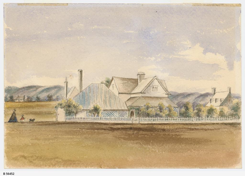 Government cottage, Glenelg