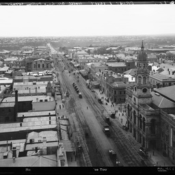 Adelaide From G.P.O. Tower