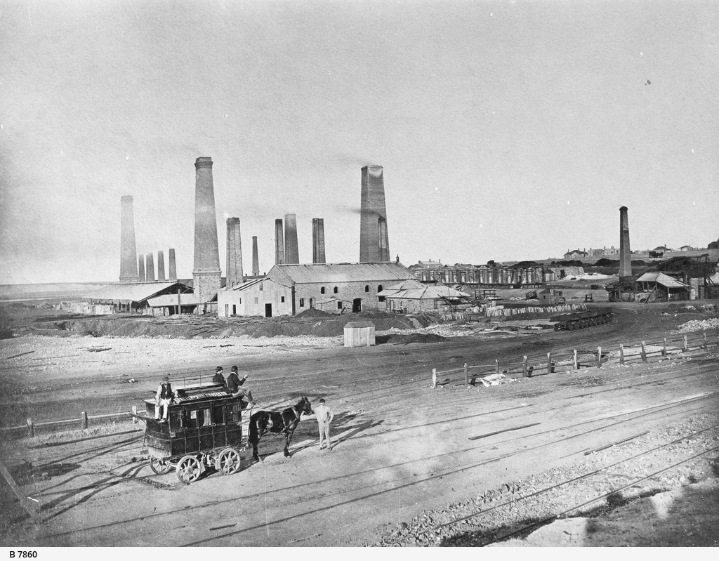 Wallaroo Smelters