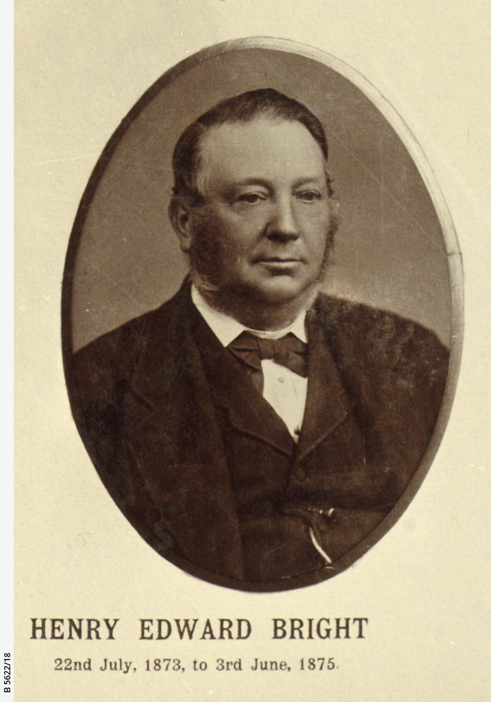 Henry Edward Bright