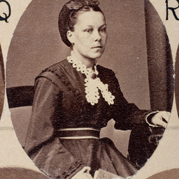 Group of [women] Old Colonists : Margarette Emily Reeves
