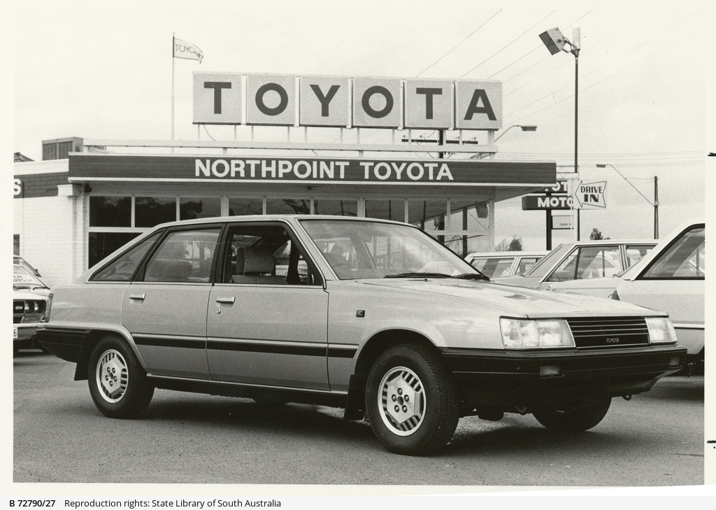Northpoint Toyota dealership