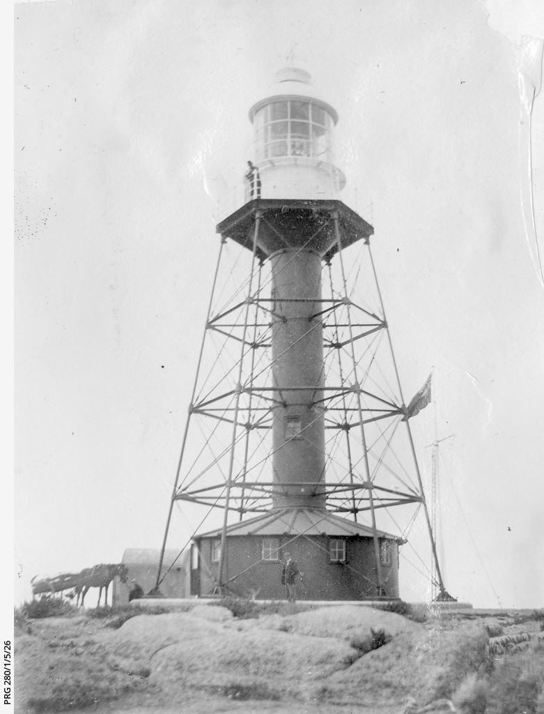 Lighthouse on Neptune Island