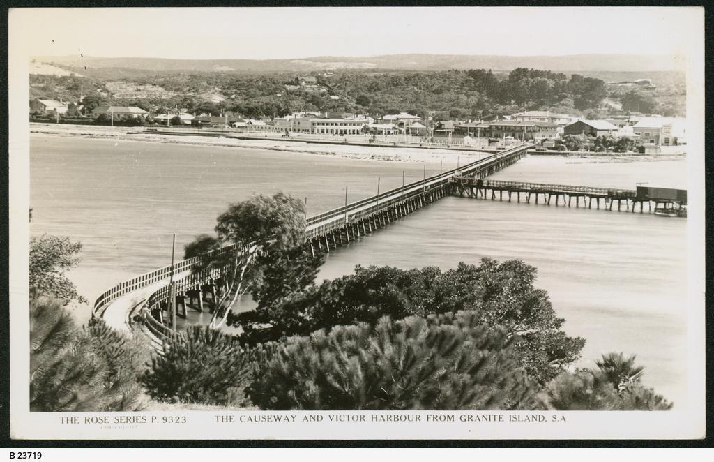The Causeway, Victor Harbor