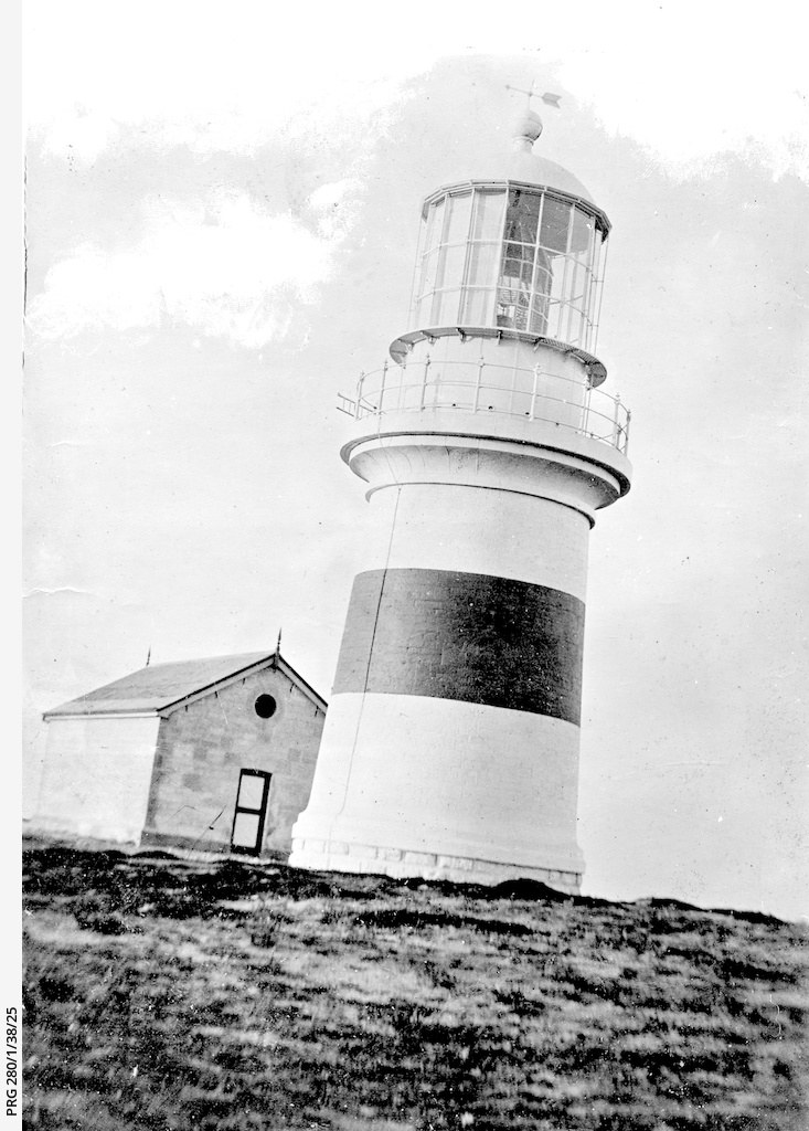 Lighthouse at Cape Northumberland