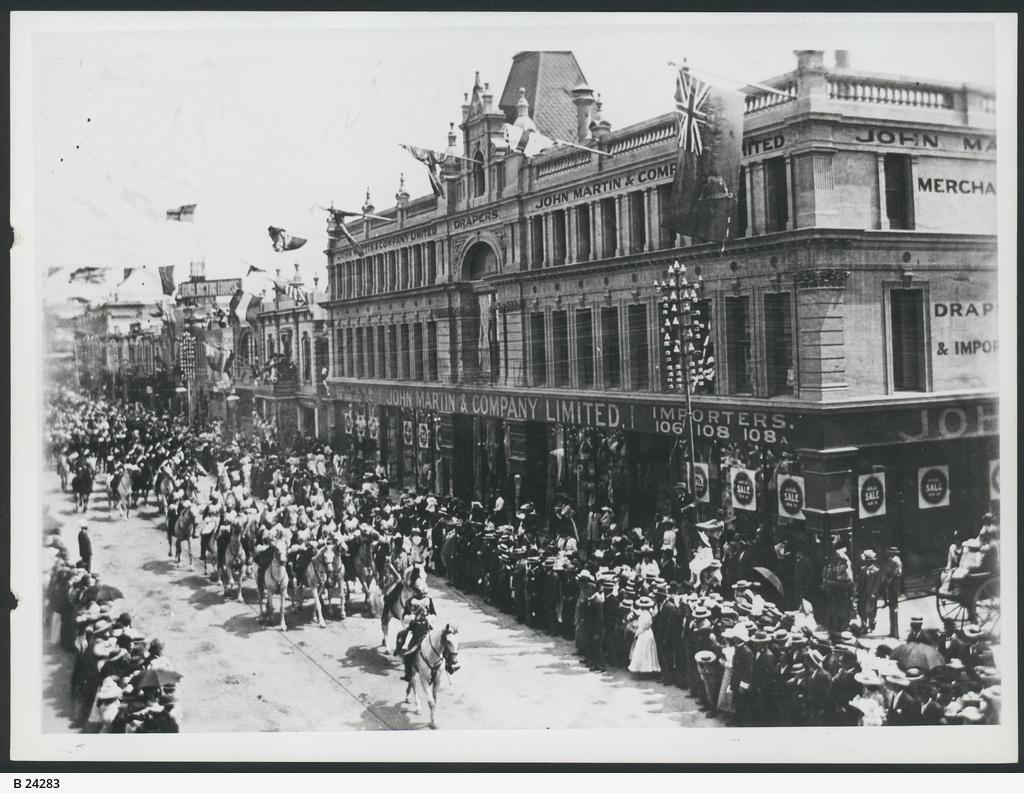Rundle Street
