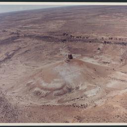 View of Peculiar Nob, South Australia
