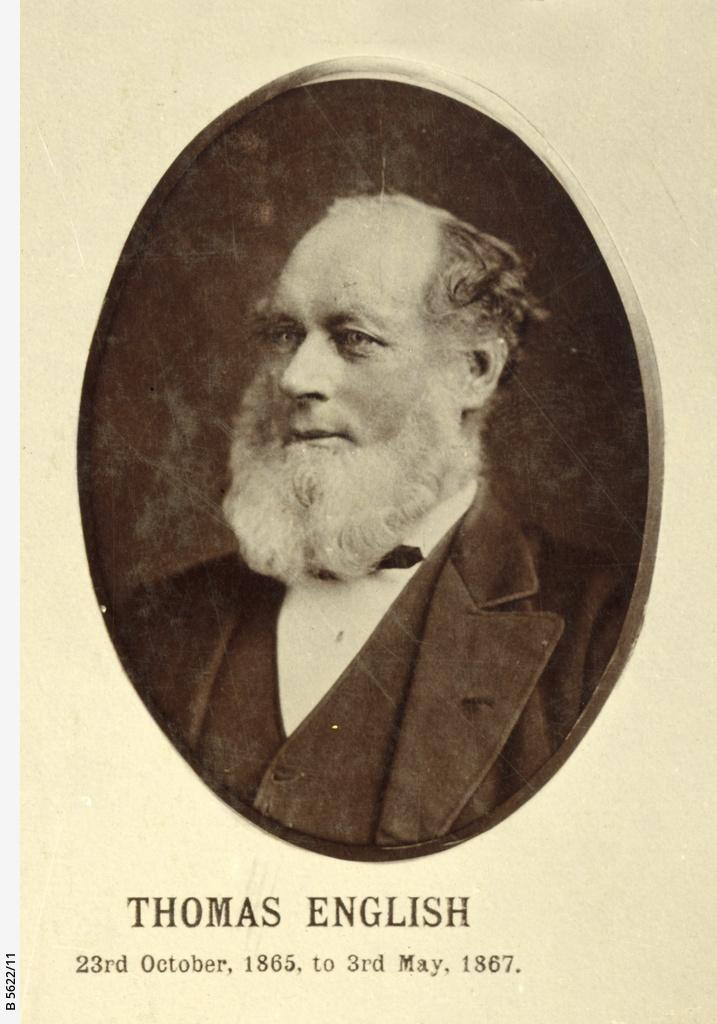 Thomas English
