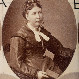 Group of [women] Old Colonists : Sarah Ellen Hickman