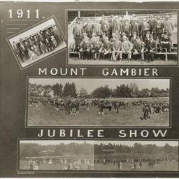 Mount Gambier Jubilee Show composite