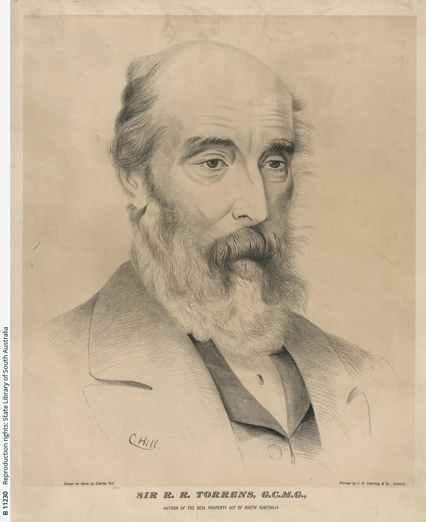 Sir Robert Richard Torrens