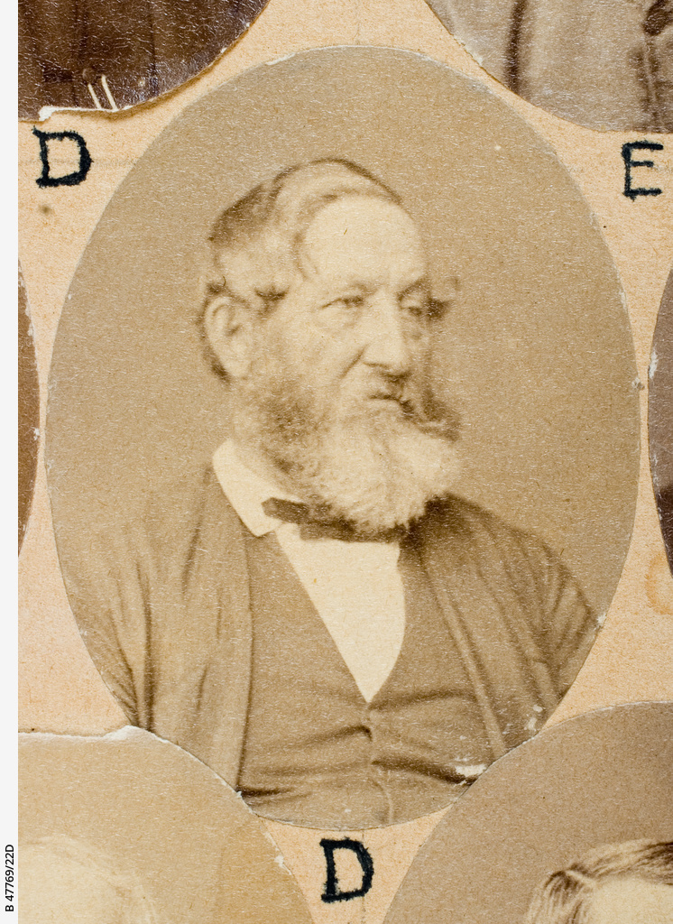 The Old Colonists Banquet Group : James Sparshott