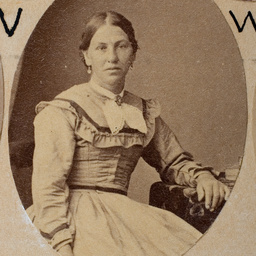 Group of [women] Old Colonists : Matilda Wilson