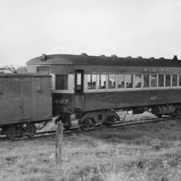 "Railway transport: Locomotives and rolling stock 3'6"" narrow gauge"