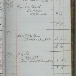Poonindie Mission : SUMMARY RECORD