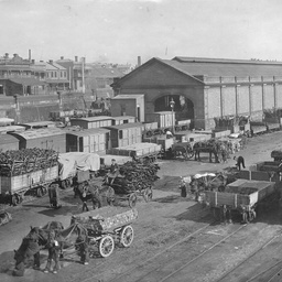 Railway Goods Yards