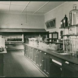 Laboratory at Waite Institute