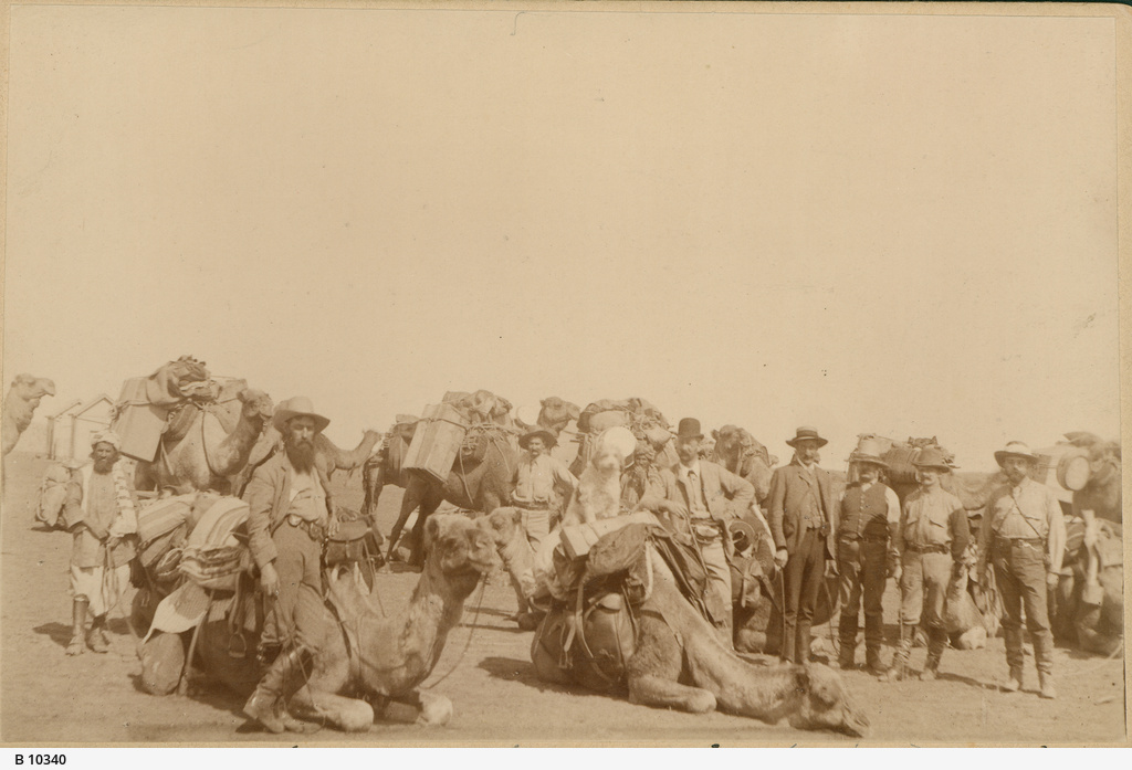 Elder's Exploration Expedition