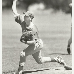 Photographs relating to baseball team Golden Grove and Central Districts Dodgers