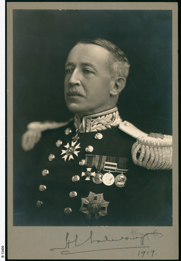 Sir Henry Lionel Galway