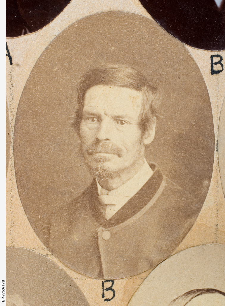 The Old Colonists Banquet Group : James Bown Harrison