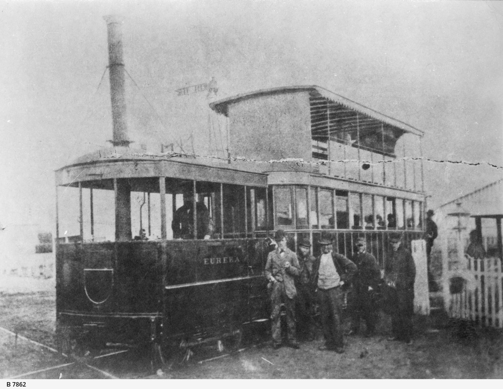 'Eureka' Steam Motor