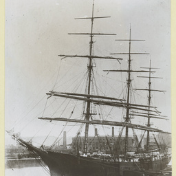 'George T. Hay' wooden ship