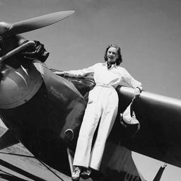 Elizabeth Bonner at Parafield airport