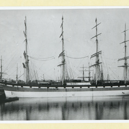 The 'Liverpool' in an unidentified port