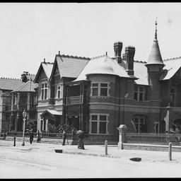 North Terrace near Charles Street