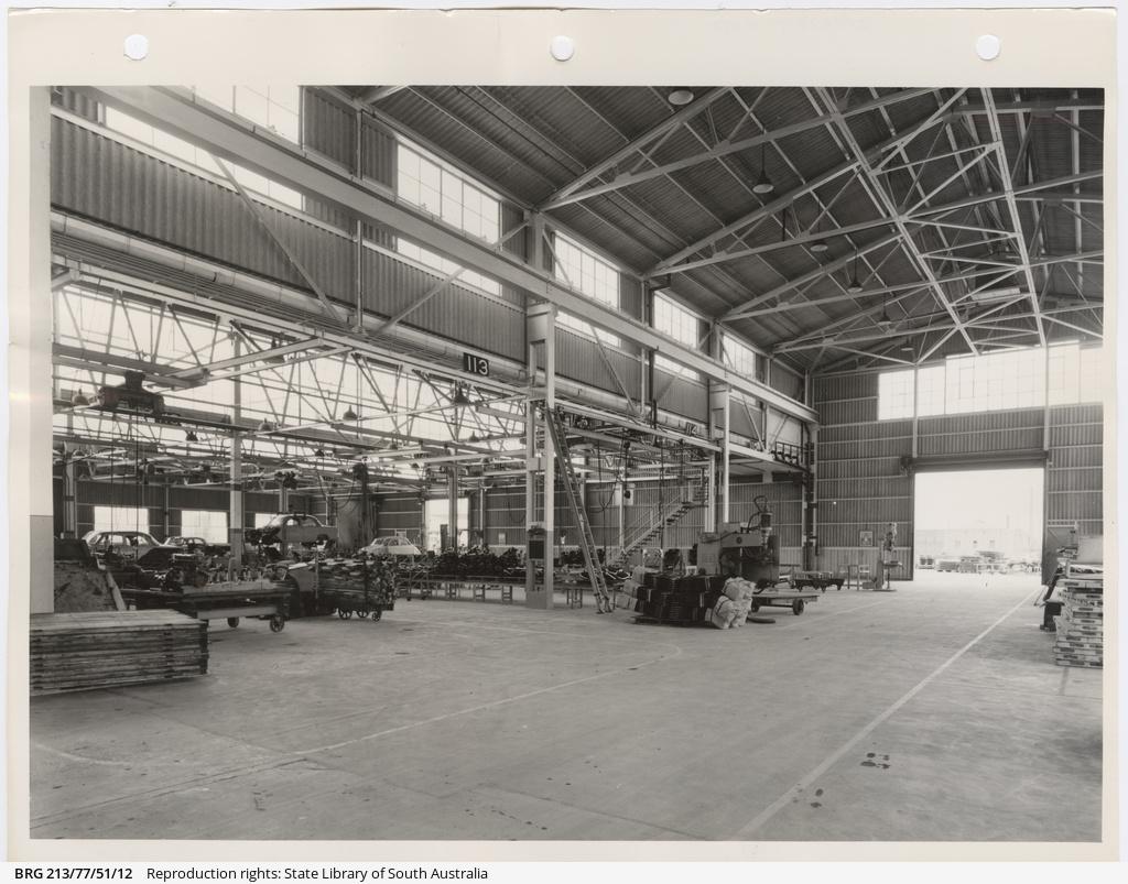 Photographs of general motors holden 39 s birkenhead and for General motors assembly line job description
